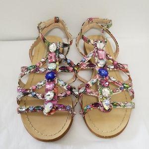 Steve Madden Jewel Sandals Size 7